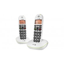 Doro PhoneEasy 100w Duo White