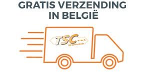 Gratis verzending in België