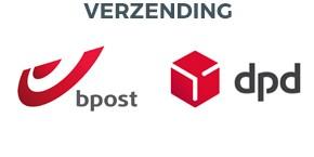 Homepage - Verzending
